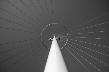 Five Circles Pedestrian Bridge, Copenhagen, Denmark (16mm, f1.4, 1/5400s, ISO 200)