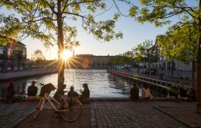 Copenhagen, Denmark (16mm, f16, 1/40, ISO 200)