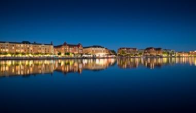 Copenhagen, Denmark (16mm, f1.4, 1.3s, ISO 200)