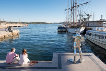 Oslo harbour, Norway (16mm, f6.4, 1/420s, ISO 200, PPL1-Corrected)