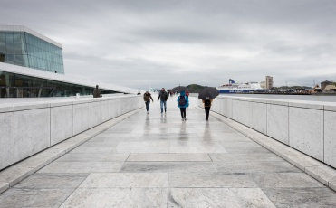 Opera House, Oslo, Norway (16mm, f7.1 1/420s, ISO 200, PPL1-Corrected)