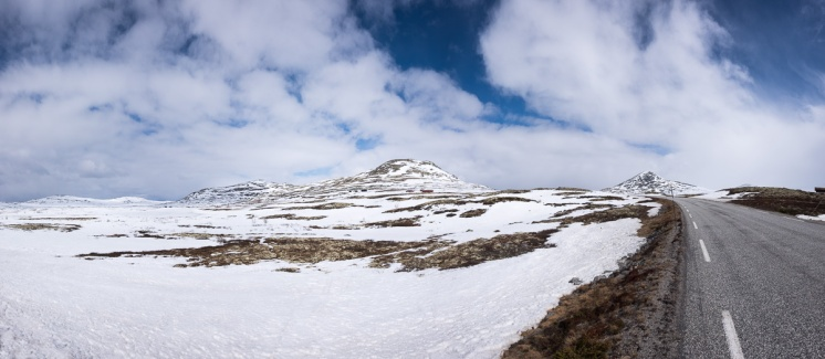 Rondane National Park, Norway (6-picture panorama, 16mm, f13, 1/350s, ISO 200, PPL2-Enhanced)