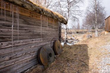 Fossehuset sawmill, Norway (16mm, f8, 1/400s, ISO 200, PPL1-Corrected)