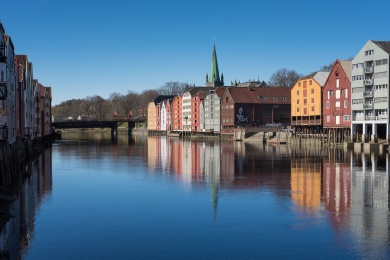 Trondheim, Norway (35mm, f10 1/450s, ISO 200, PPL1-Corrected)