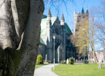 Nidaros Cathedral, Trondheim, Norway (35mm, f2, 1/4400s, ISO 200, PPL1-Corrected)
