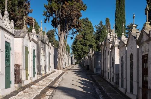 Prazeres Cemetery, Lisbon, Portugal (35mm, f10, 1/400s, ISO 200, PPL1-Corrected)