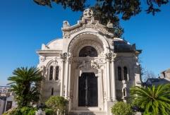 Valle Flôr tomb, Prazeres Cemetery, Lisbon, Portugal (16mm, f8, 1/350s, ISO 200, PPL1-Corrected)