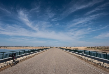 Alqueva bridge, Portugal (16mm, f11, 1/350s, ISO 200, PPL1-Corrected)