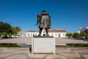 Statue of Vasco da Gama, Portugal (16mm, f10, 1/420s, ISO 200, PPL1-Corrected)