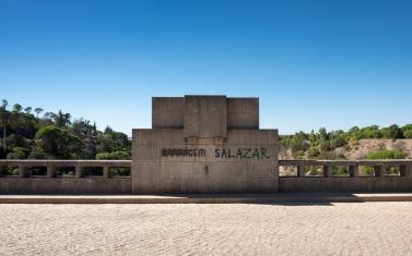 Pego do Altar dam, Portugal (16mm, f8, 1/350s, ISO 200, PPL1-Corrected)