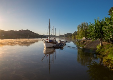 River Guadiana at Alcoutim, Algarve, Portugal (16mm, f10, 1/350s, ISO 200, PPL1-Corrected)