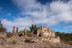 Ruins near Silves, Algarve, Portugal (16mm, f9, 1/350s, ISO 200, PPL1-Corrected)