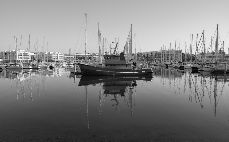 Lagos Marina, Algarve, Portugal (16mm, f5.6, 1/400s, ISO 200, PPL2-Enhanced)