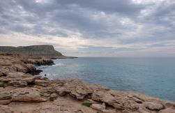 Sea Caves, Ayia Napa, Cyprus (18mm, f5.6, 1/1700s, ISO 200, PPL1-Corrected)