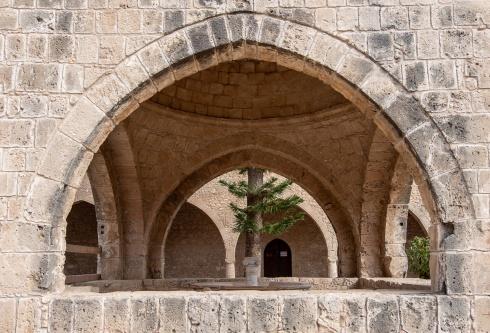 Ayia Napa Monastery, Ayia Napa, Cyprus (23mm, f5.6, ISO, PPL1-Corrected)