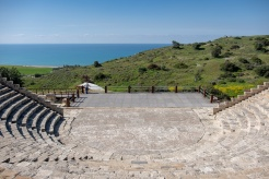 Ancient Kourion, Cyprus (formally part of a UK sovereign territory) (18mm, f5.6, 1/1100s, ISO 200, PPL3-Altered)