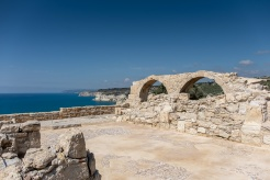 Ancient Kourion, Cyprus (formally part of a UK sovereign territory) (18mm, f6.4, 1/1500s, ISO 200, PPL1-Corrected)