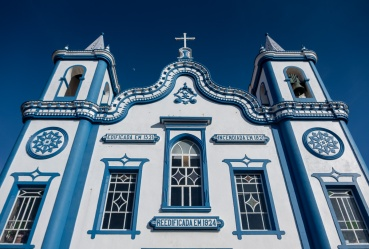 Church of the Holy Christ. Praia da Vitória, Terceira, Azores (18mm, f5.6, 1/1700s, ISO 200, PPL1-Corrected)