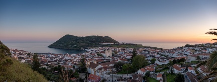 Alto da Memória, Angra do Heroísmo, Terceira, Azores (4-picture panorama, 18mm, f4, 1/180s, ISO 200, PPL2-Enhanced)
