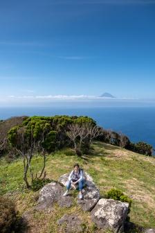 Jules at Ponta dos Rosais, São Jorge, Azores, Portugal (18mm, f6.4, 1/640s, ISO 200, PPL1-Corrected)
