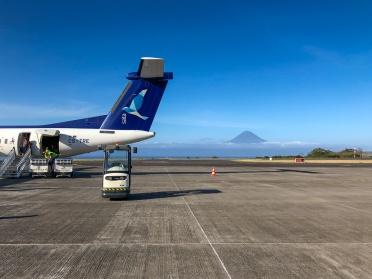 São Jorge Airport, Azores, Portugal (PPL1-Corrected)