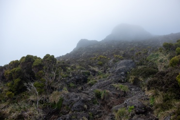 Pico mountain climb, Azores (2-picture composite, 18mm, f5.6, 1/1700s, ISO 200, PPL2-Enhanced)
