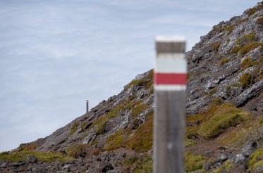 Pico Mountain, Azores (100mm, f5.6, 1/1250s, ISO 200, PPL1-Corrected)