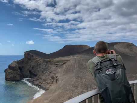 Capelinhos Lighthouse, Faial, Azores, Portugal (PPL1-Corrected)