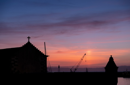 Horta Marina, Faial, Azores, Portugal (50mm, f4.7, 1/60s, ISO 320, PPL1-Corrected)