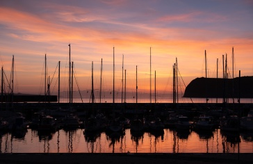 Horta Marina, Faial, Azores, Portugal (30mm, f4.3, 1/110s, ISO 200, PPL3-Altered)
