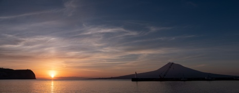 Horta Marina, Faial, Azores, Portugal (4-picture panorama, 25mm, f5.6, 1/600s, ISO 200, PPL2-Enhanced)