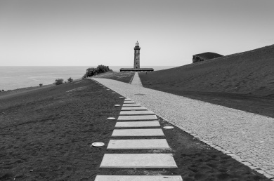 Capelinhos Lighthouse, Faial, Azores, Portugal (18mm, f5.6, 1/900s, ISO 200, PPL3-Altered)