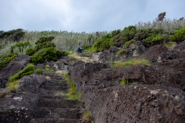 Trying to find Gruta dos Enxaréus, Flores, Azores (2-picture composite, 18mm, f5.6, 1/800s, ISO 200, PPL2-Enhancend)