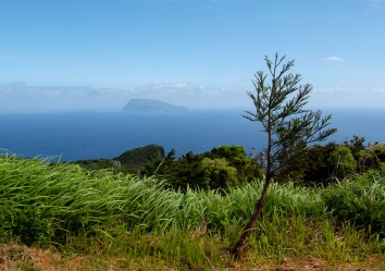Corvo Island seen from Flores, Azores (23mm, f5.6, 1/1100s, ISO 200, PPL3-Altered)