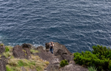Trying to find Gruta dos Enxaréus, Flores, Azores (35mm, f5.6, 1/140s, ISO 200, PPL1-Corrected)