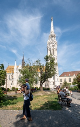 Matthias Church,, Budapest, Hungary (10mm, f7.1, 1/500s, ISO 200, PPL3-Altered)