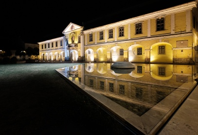 City Hall, Esztergom, Hungary (10mm, f4, 1/60s, ISO 3200, PPL1-Corrected)