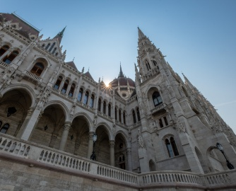 Hungarian Parliament Building, Budapest, Hungary (3-picture composite, 10mm, f20, 1/300s, ISO 200, PPL2-Enhanced)