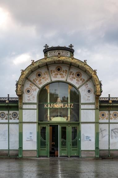 Karlsplatz Stadtbahn Station, Vienna, Austria (35mm, f5.6, 1/200s, ISO 200, PPL1-Corrected)