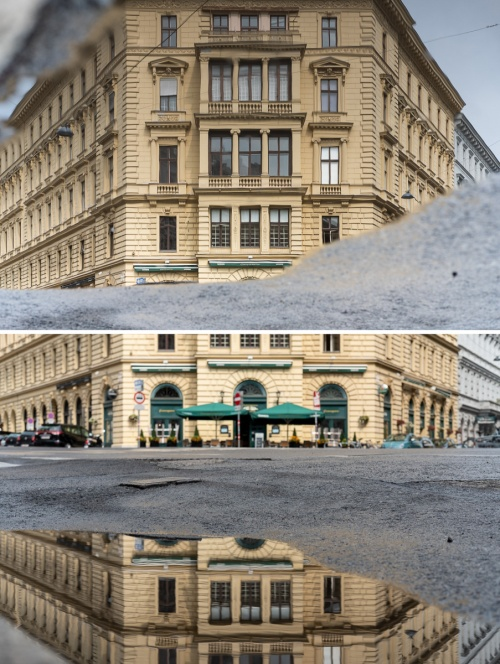 Vienna, Austria (2-picture montage, 35mm, f5.6, 1/350s, ISO 200, PPL1-Corrected)