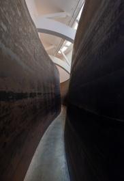 """The Matter of Time"", by Richard Serra, Guggenheim Museum, Bilbao, Spain (PPL1-Corrected)"