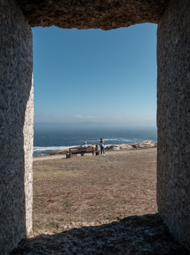 Menhirs for Peace, A Coruña, Galicia, Spain (PPL1-Corrected)